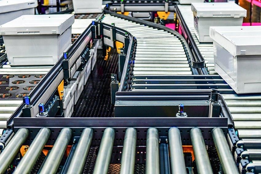 Equipamentos industriais para o setor de Projeto para um dos principais operadores logísticos do país