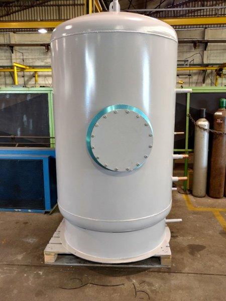 Foto do produto Boiler + Intercambiador de Calor