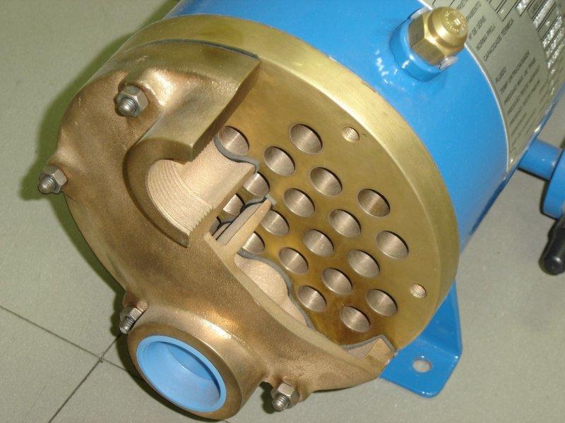 Foto do produto Condensador Casco e Tubos Naval