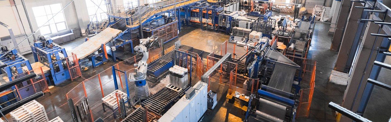 Equipamentos industriais para o setor de Sistemas de Movimentação e Automação