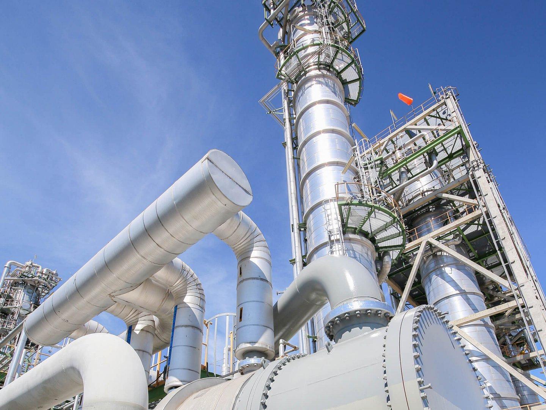 Equipamentos industriais para o setor de Vasos de Pressão