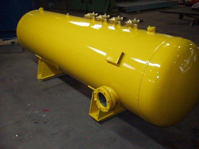 Foto do produto Vasos de Pressão para Amônia